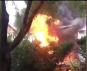 视频:哈尔滨致20死火灾嫌犯在逃,最新视频曝光 警方悬赏30万缉