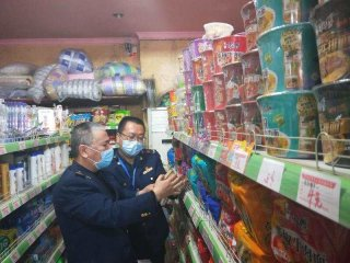 郑州市二七区市场监管局开展校园周边食品安全检查