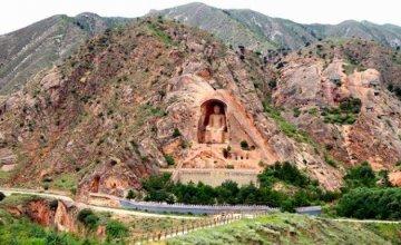 宁夏须弥山石窟壁画百年后首次进行抢险加固