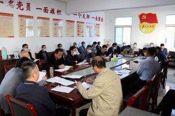潢川县教体局召开义务教育均衡发展业务培训会