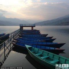 领略尼泊尔博卡拉的湖光山色