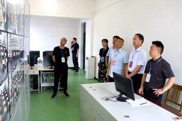 潢川县教体局深入考点检查考前准备工作