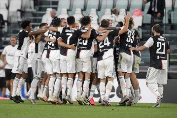 意甲第36轮:尤文2-0桑普多利亚