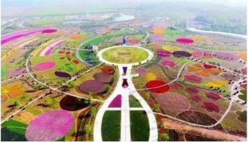 2020年中原花木交易博览会将于26日在鄢陵开幕