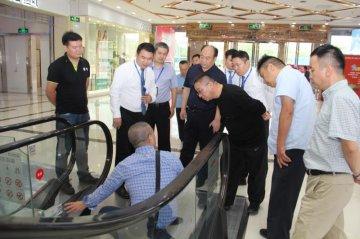 郑州市二七区市场监管局开展节前 特种设备设专项检查