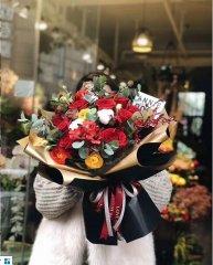 麻雀花店:温暖绿城的每一个角落