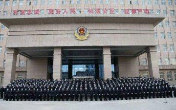 """汝南县公安局多种形式庆祝首个""""中国人民警察节"""""""