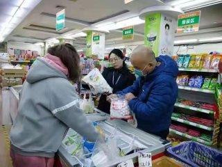 郑州市二七区市场监管局开展元宵节食品市场专项检查