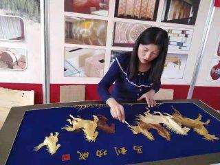 """汝南县金铺镇""""牡丹皇后""""姚玉娥"""