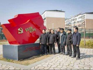 """汝南县开展""""红色记忆・老区风采"""" 系列文化采风活动"""