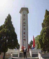 """汝师附小开展""""红领巾心向党""""红色教育研学实践活动"""