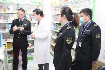 """郑州市二七区市场监管局落实""""四项""""举措推进基层诊所标准化药房建设"""