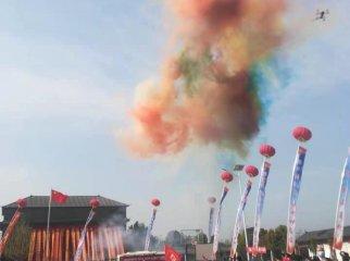 河南汝南:小乡村迎来文化盛事