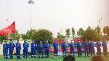 学党史 办实事 汝南县红十字蛟龙水上应急救援队繁忙的一天