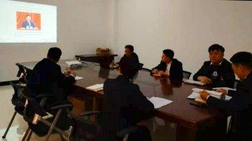 汝南公交公司党支部召开党史学习教育动员大会