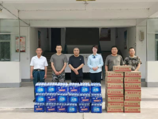 """汝南县邮政分公司助力""""三夏""""防火工作"""
