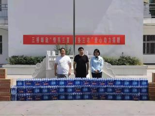 汝南县三桥邮政支局:情系三夏 服务三夏