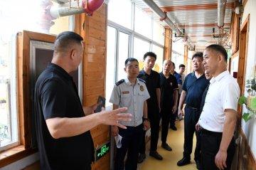 潢川县开展暑期幼教暨校外培训机构安全督查工作