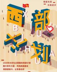 郑州升达经贸管理学院2020年西部计划志愿者推选工作圆满完成